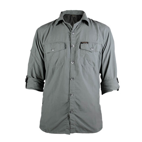 Camisa Safari Uv50+ Hard Adventure