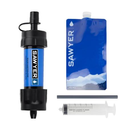 Filtro Purificador De Água Portátil Mini Sawyer