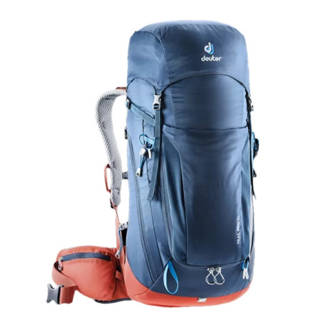 Mochila Trail Pro 36 2019 Azul Deuter