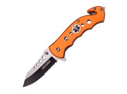 Canivete Socorrista Laranja Tac Force