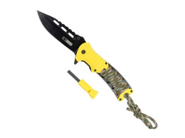 Canivete Xisco Azteq
