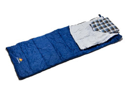Saco De Dormir C/ Travesseiro Sigma Guepardo
