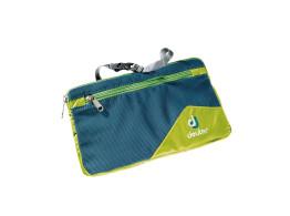 Estojo De Viagem Necessaire Wash Bag Lite Ii Verde Deuter