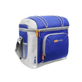 Bolsa Térmica Cooler Bora 16 Latas Azul Ntk