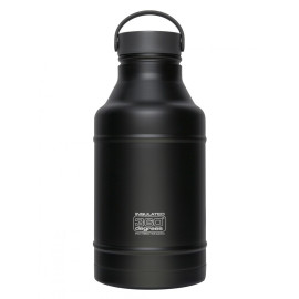 Garrafa Térmica Growler 360 1800Ml Preto Sea To Summit