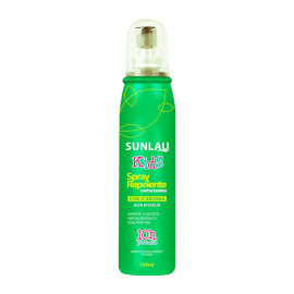 Repelente Spray Kids 100ml Sunlau