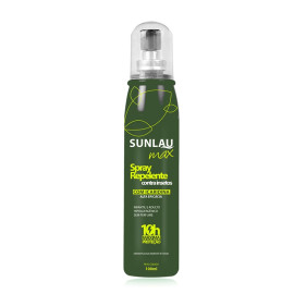 Repelente Spray Icaridina Max 100ml Sunlau