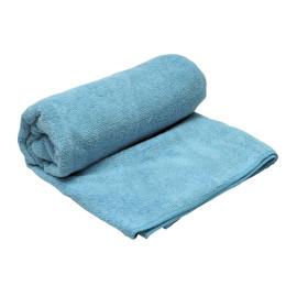 Toalha Soft M Azul Azteq